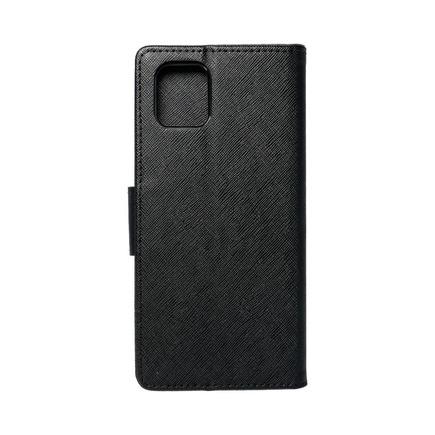 Pouzdro Fancy Book Samsung Note 10 Lite černé