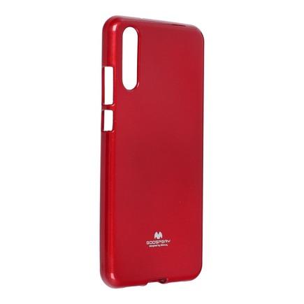 Pouzdro Jelly Mercury Huawei P20 červené