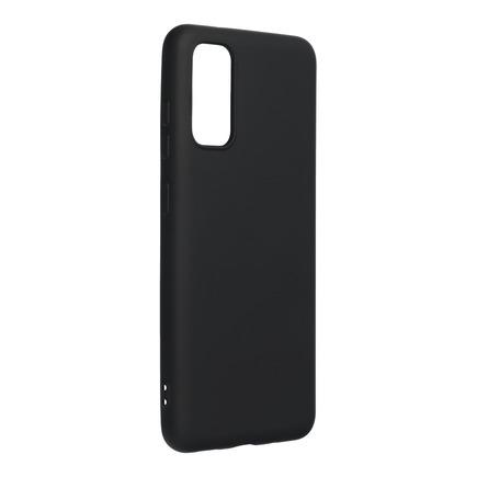 Pouzdro Silicone Lite Samsung Galaxy S20 černé