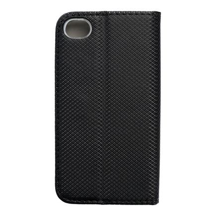 Pouzdro Smart Case book Apple iPhone 4 / 4S černé