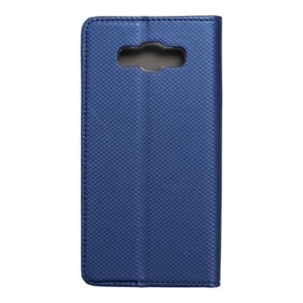 Pouzdro Smart Case book Samsung Galaxy J7 2016 tmavě modré