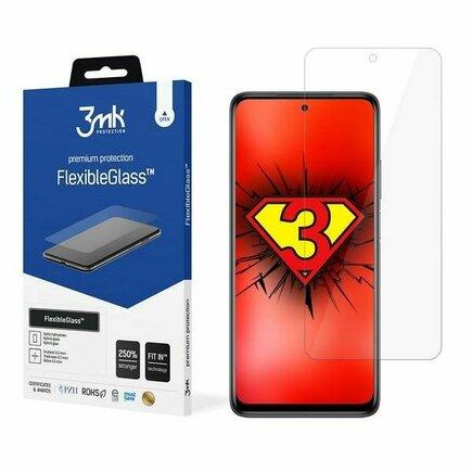 3MK FlexibleGlass Xiaomi Mi 10T Lite 5G hybridní sklo