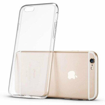 Gelové pouzdro Ultra Clear 0.5mm iPhone XS Max průsvitné