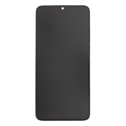 LCD Display + Dotyková Deska + Přední Kryt pro Xiaomi Redmi Note 8 Pro bílý (Service Pack)