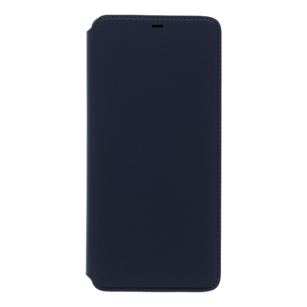 Originální Wallet Pouzdro modré pro Huawei Mate 20 Pro (EU Blister)