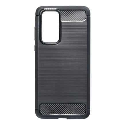 Pouzdro Carbon Huawei P40 černé