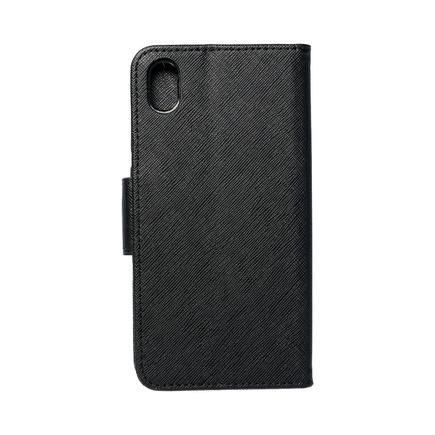 Pouzdro Fancy Book Huawei Y5 2019 černé