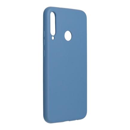 Pouzdro Silicone Lite Huawei P40 Lite E modré