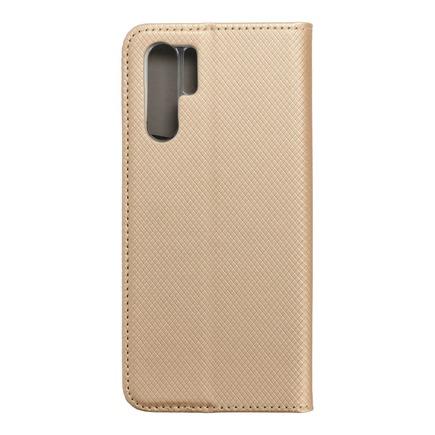 Pouzdro Smart Case book Huawei P30 Pro zlaté