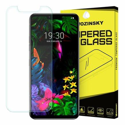 Tempered Glass tvrzené sklo 9H LG G8 ThinQ