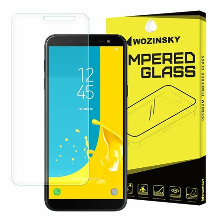 Tempered Glass tvrzené sklo 9H Samsung Galaxy J6 2018 J600