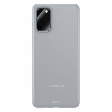 Wing Case ultratenké pouzdro Samsung Galaxy S20 poloprůsvitné (WISAS20-02)
