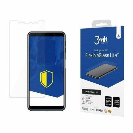 3MK FlexibleGlass Lite Samsung A7 2018 A750 hybridní sklo
