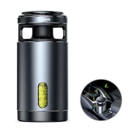 Baseus Mikromolekulární čistička formaldehydu, Čistička vzduchu do auta od formaldehydové smogové formy 100 ml černý (ACJHQ-01)