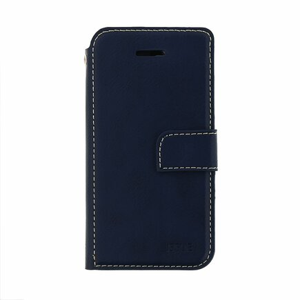 Issue Book Pouzdro pro Samsung A20e tmavě modré