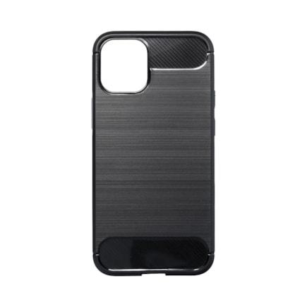 Pouzdro Forcell Carbon iPhone 13 černé