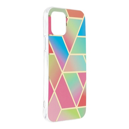 Pouzdro Forcell Marble Cosmo iPhone 12 / 12 Pro vzorek 04