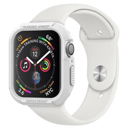 Pouzdro Rugged Armor Apple Watch 4/5 (40MM) bílé