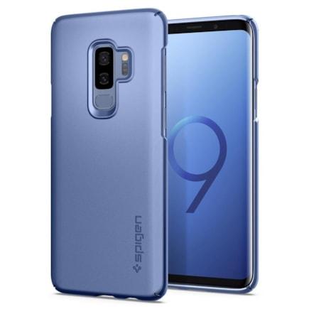 Pouzdro Thin Fit Galaxy S9+ Plus modré