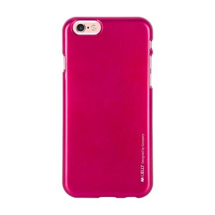 Pouzdro i-Jelly Mercury iPhone 7 Plus / 8 Plus růžové