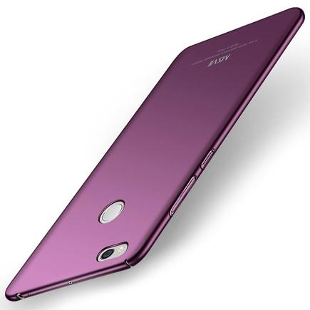 Simple ultratenké pouzdro Xiaomi Mi Max 2 fialové