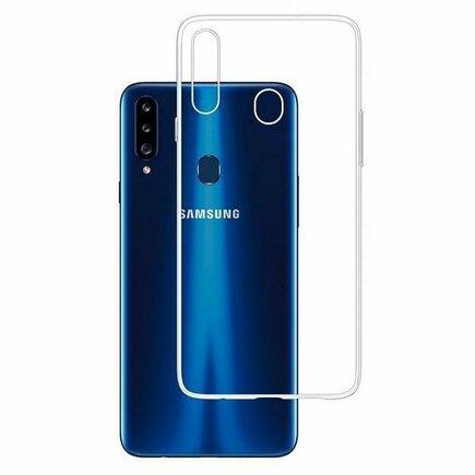 3MK Pouzdro Clear Case Samsung A107 A10s