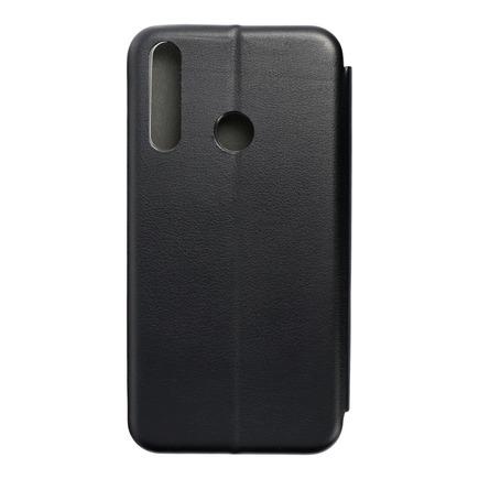 Pouzdro Book Elegance Huawei Y6p černé