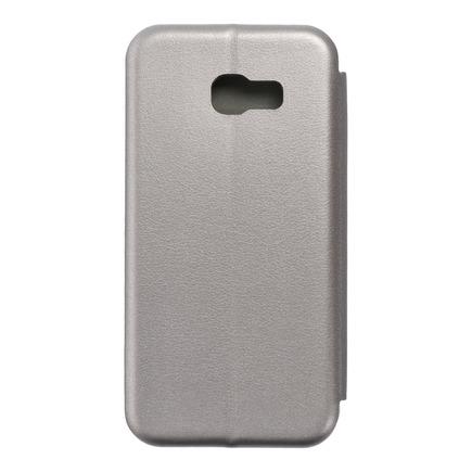 Pouzdro Book Elegance Samsung Galaxy A5 2017 šedé
