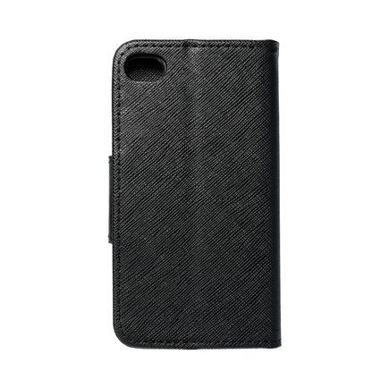 Pouzdro Fancy Book Apple iPhone 4 / 4S černé