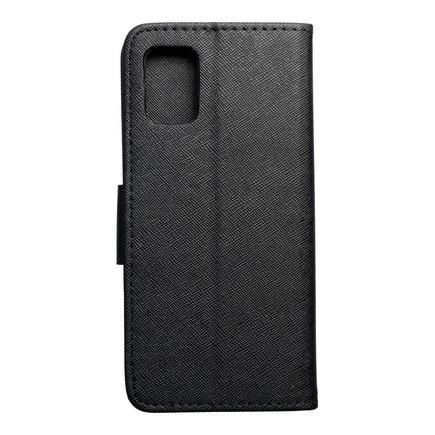 Pouzdro Fancy Book Samsung A51 5G černé