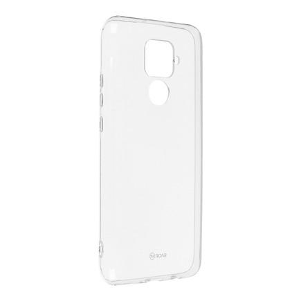 Pouzdro Jelly Roar Huawei Mate 30 Lite průsvitné