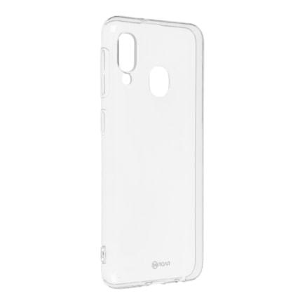 Pouzdro Jelly Roar Samsung Galaxy A20e průsvitné