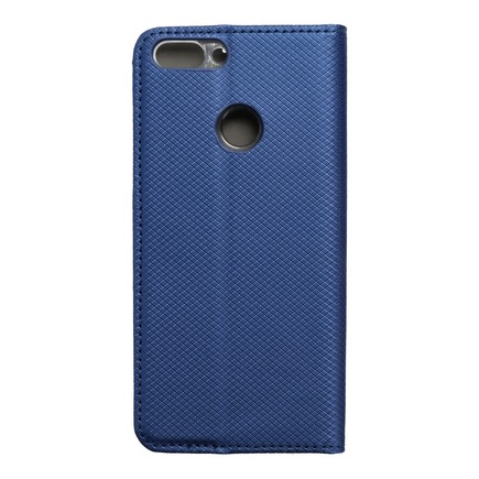 Pouzdro Smart Case book Huawei P Smart tmavě modré