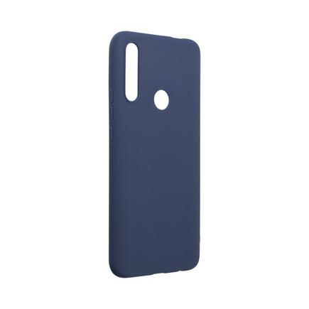 Pouzdro Soft Huawei P Smart Z tmavě modré