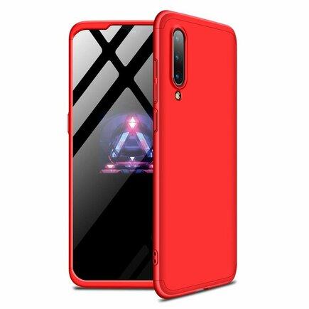 360 Protection Case pouzdro na přední i zadní část telefonu Xiaomi Mi 9 červené