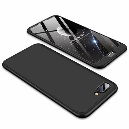 360 Protection pouzdro na přední i zadní část telefonu Huawei Honor 10 černé