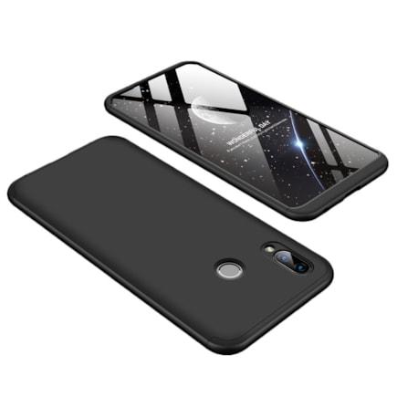 360 Protection pouzdro na přední i zadní část telefonu Huawei Honor Play černé