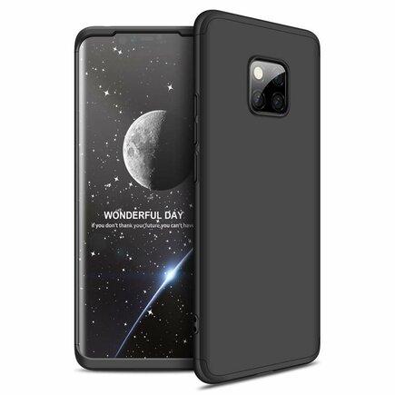 360 Protection pouzdro na přední i zadní část telefonu Huawei Mate 20 černé
