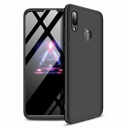 360 Protection pouzdro na přední i zadní část telefonu Huawei Y7 2019 / Y7 Prime 2019 černé