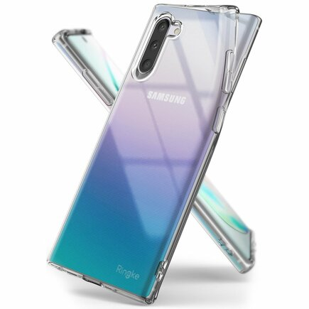 Air ultratenké gelové pouzdro Samsung Galaxy Note 10 průsvitné (ARSG0021)