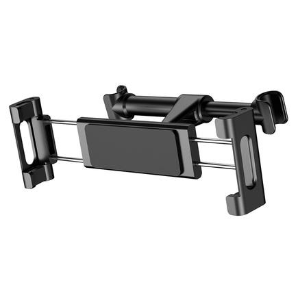"""Backseat Car Mount držák na tablety smartphony 4,7 - 12,9"""" na záhlaví černý"""