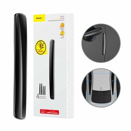 Baseus ochranné lišty na hrany dveří 4 ks černé (CRFZT-01)
