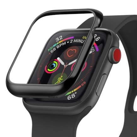Bezel Styling pouzdro pro Apple Watch 40 mm šedé (RGAP0003)