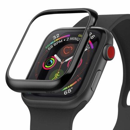 Bezel Styling pouzdro pro Apple Watch 44 mm šedé (RGAP0012)