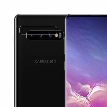 Camera Tempered Glass tvrzené sklo 9H na objektiv kamery Samsung Galaxy S10 Plus / Galaxy S10