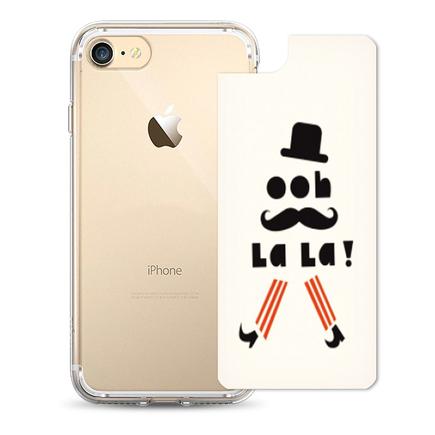 DECO Ozdobná vložka do pouzdra Fusion APPLE iPhone 7 PLUS/8 PLUS No. 31