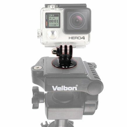 Držák pro sportovní kamery s úchytem GoPro ke stativu