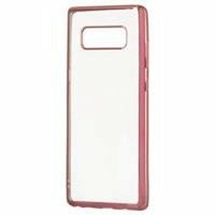 Gelové pouzdro Metalic Slim Samsung Galaxy S9 Plus G965 růžové
