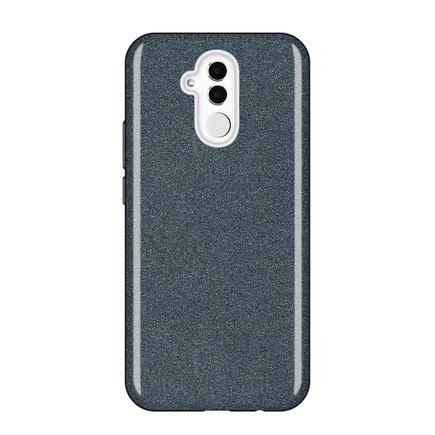 Glitter Case lesklé pouzdro s brokátem Huawei Mate 20 Lite černé