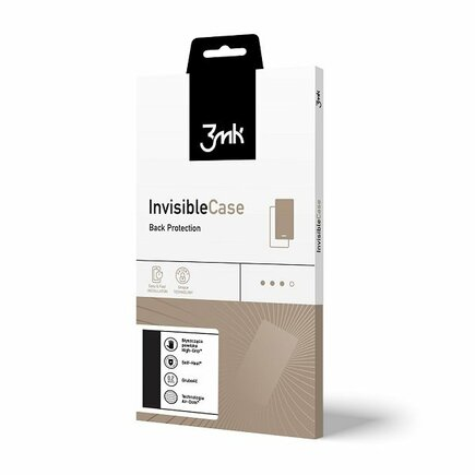 Invisible Case Huawei Mate 20 Pro Fólie HG na zadní část